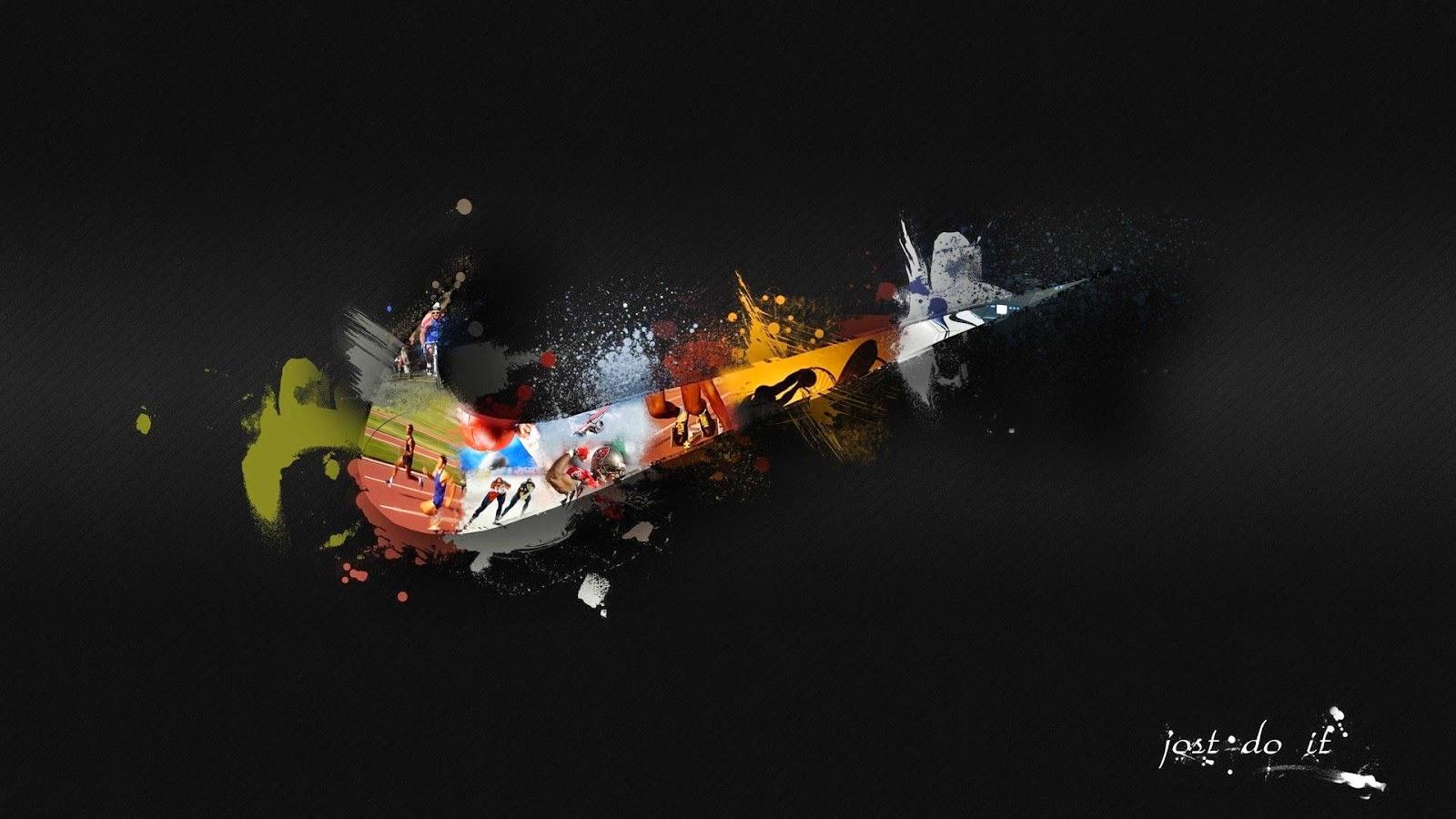 Cool Nike Logos 102 103171 Images HD Wallpapers Wallfoycom 1600x900