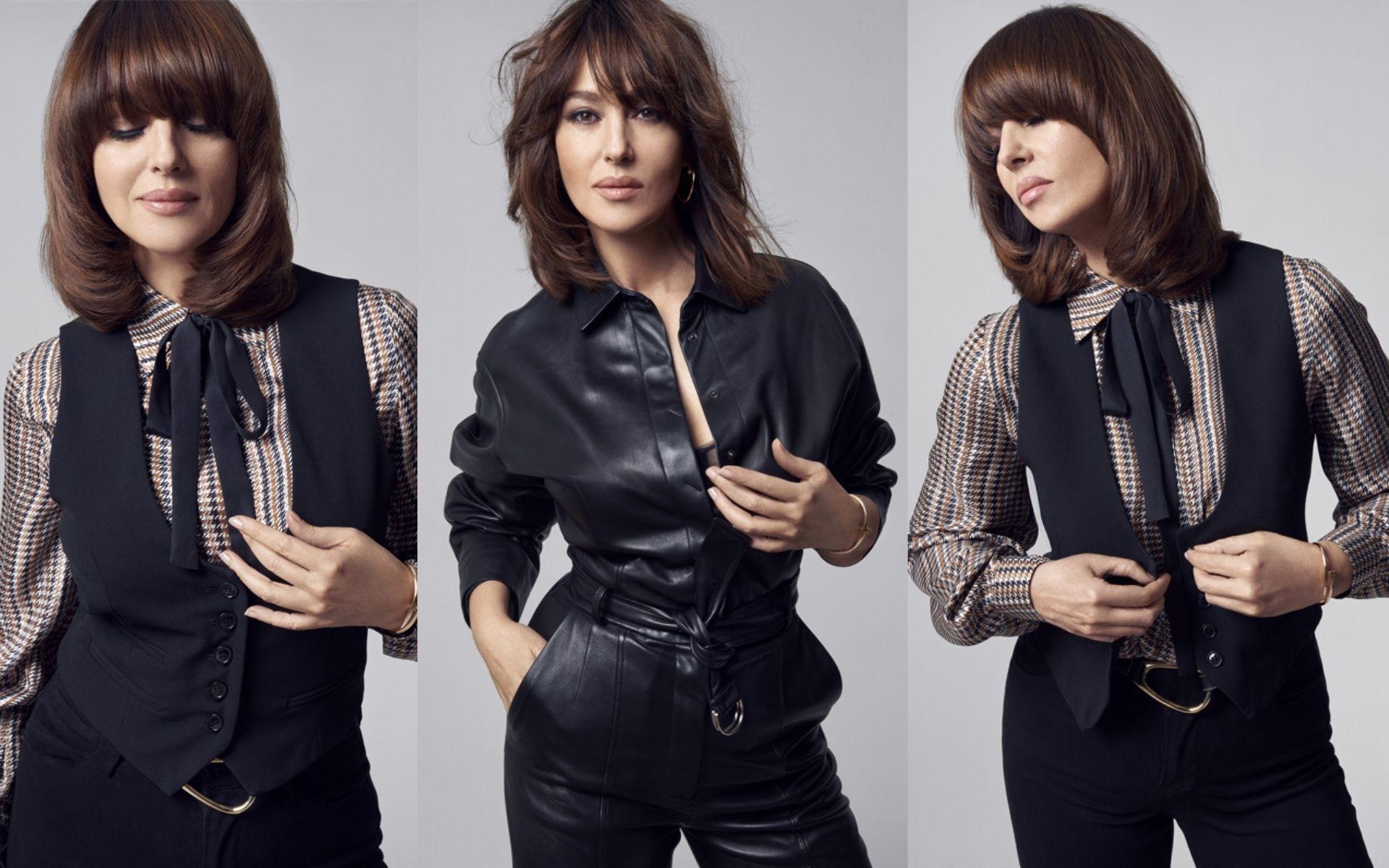 Monica Bellucci Dazzles In Cartiers Iconic Love and Juste un Clou 1920x1200