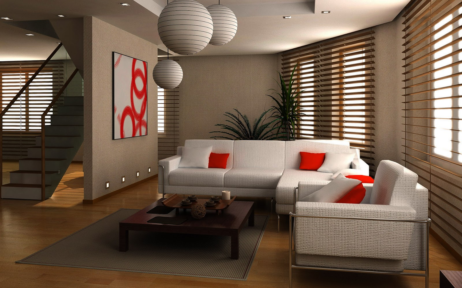 Wallpapers Beautiful Interior Design and Decoration Wallpaper Picture 1600x1000
