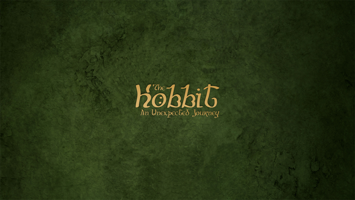 The Hobbit An Unexpected Journey   the Hobbit HD Wallpapers for 1136x640