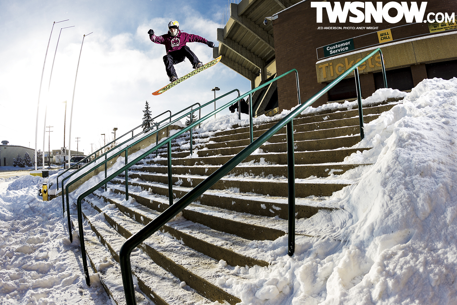 Wallpaper Wednesday Ride Everything TransWorld SNOWboarding Page 1600x1067