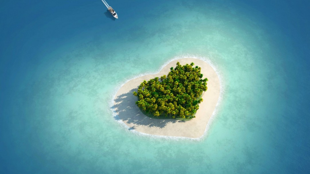 Love Island Desktop Background 1080x607