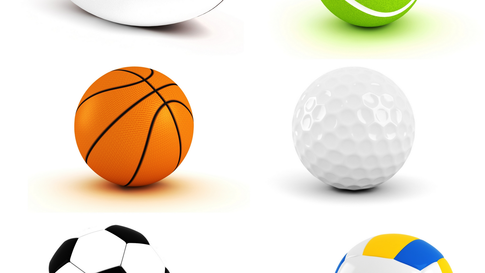 Sports Balls Wallpaper Wallpapersafari
