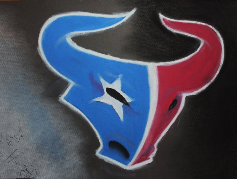 Houston Texans by Yogi89Scorpio 800x604