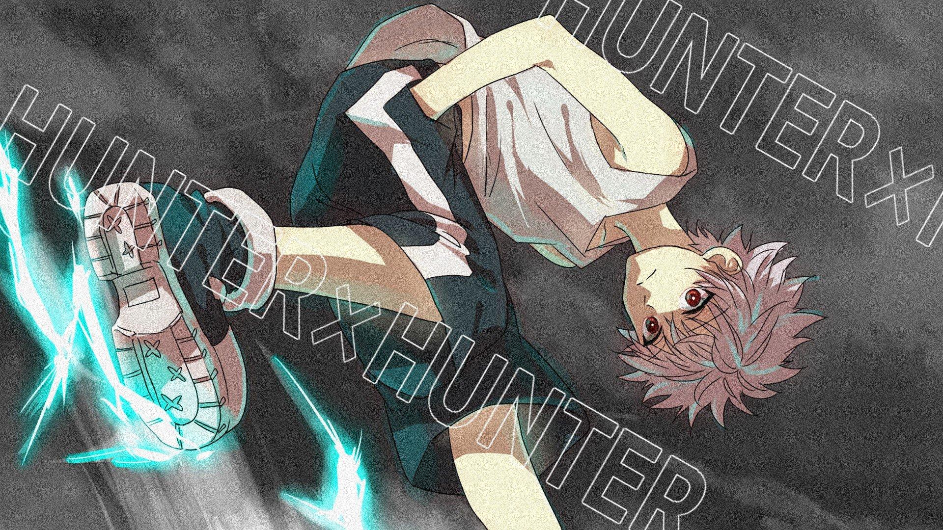 Killua Zoldyck Hunter AIaen Hunter wallpaper 1920x1080 241846 1920x1080