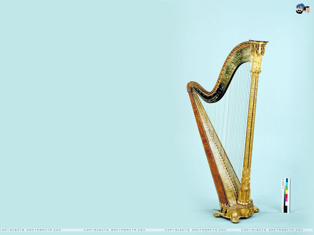 Best 59 Harp Background on HipWallpaper Sharp Wallpaper Harp 1024x768