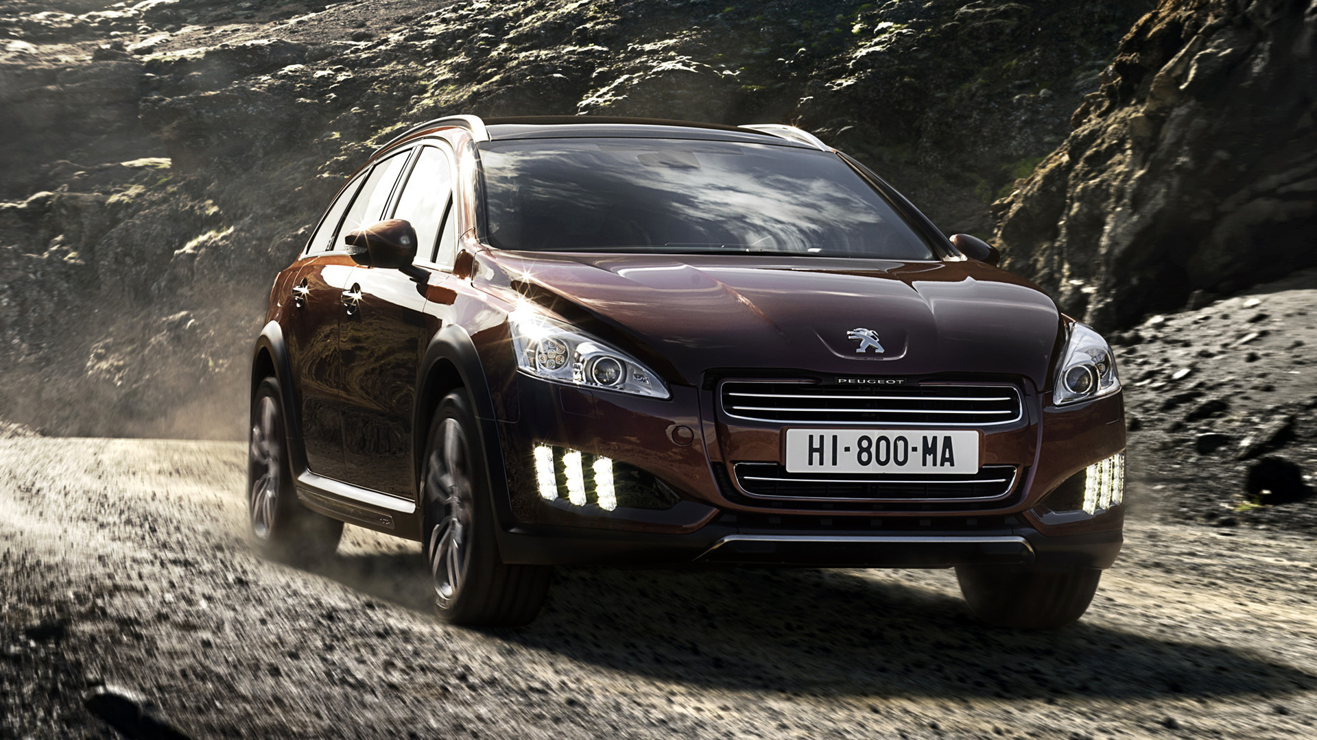 2012 Peugeot 508 RXH   Wallpapers and HD Images Car Pixel 1920x1080