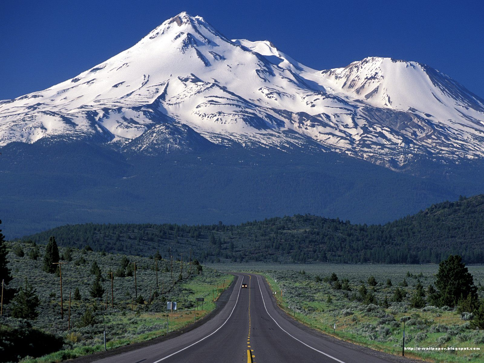 Comments to Scenic Mt Shasta 1600x1200