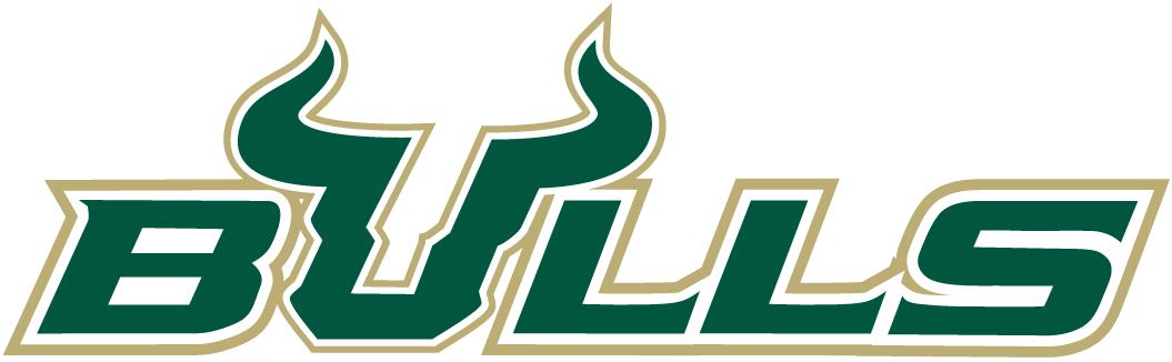 Usf Bulls Logo South florida bulls 1055x326
