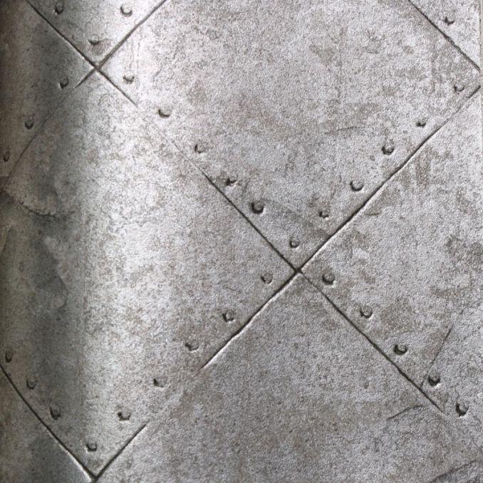 Silver Metallic Wallpaper Silver Pinterest 678x678