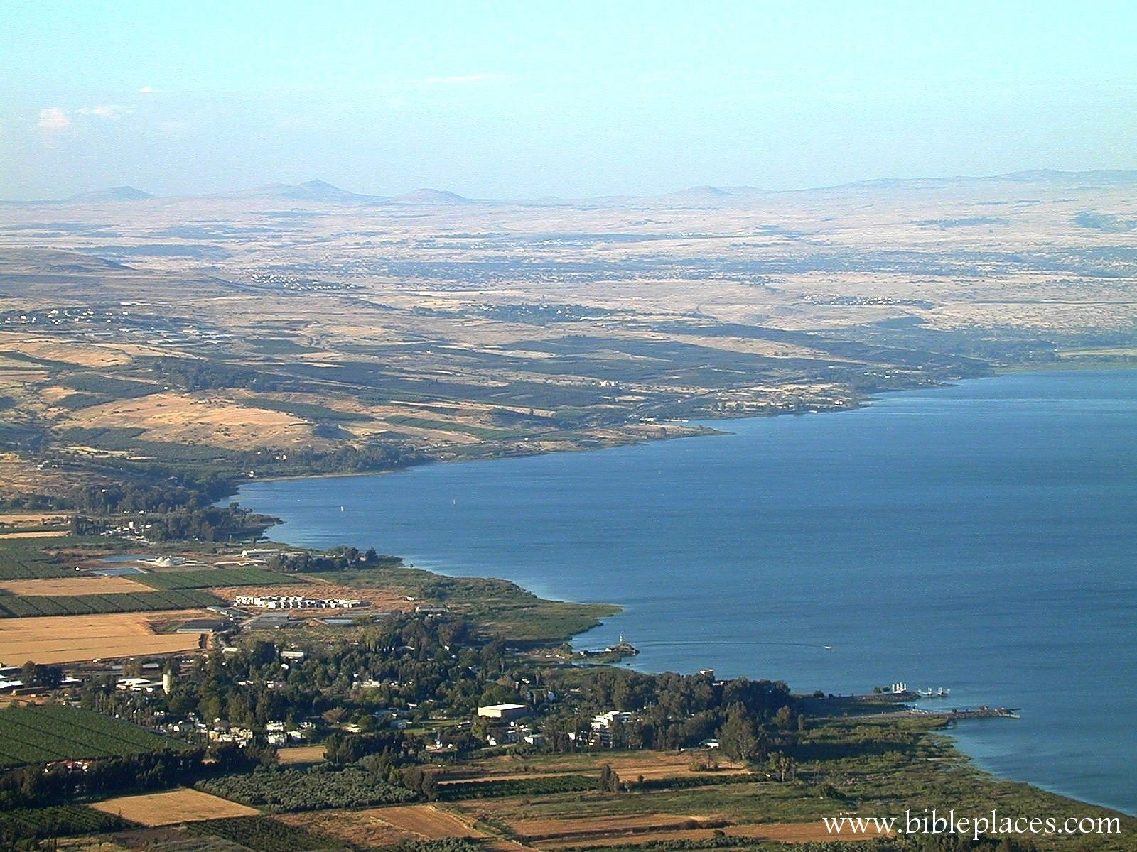 The Sea of Galilee also Kinneret Lake of Gennesaret or Lake 1600x1200