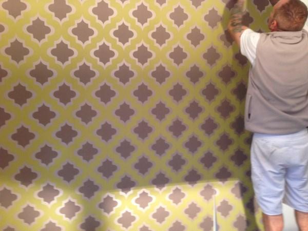 Moroccan Wallpaper 600x450