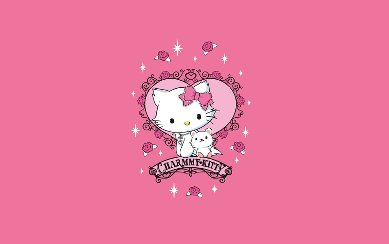 pink hello kitty Anime Hello Kitty HD Desktop Wallpaper 800x502