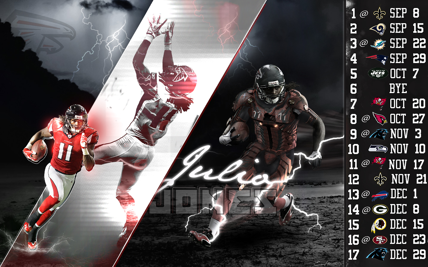 Atlanta Falcons Desktop Wallpapers: Atlanta Falcons Wallpapers