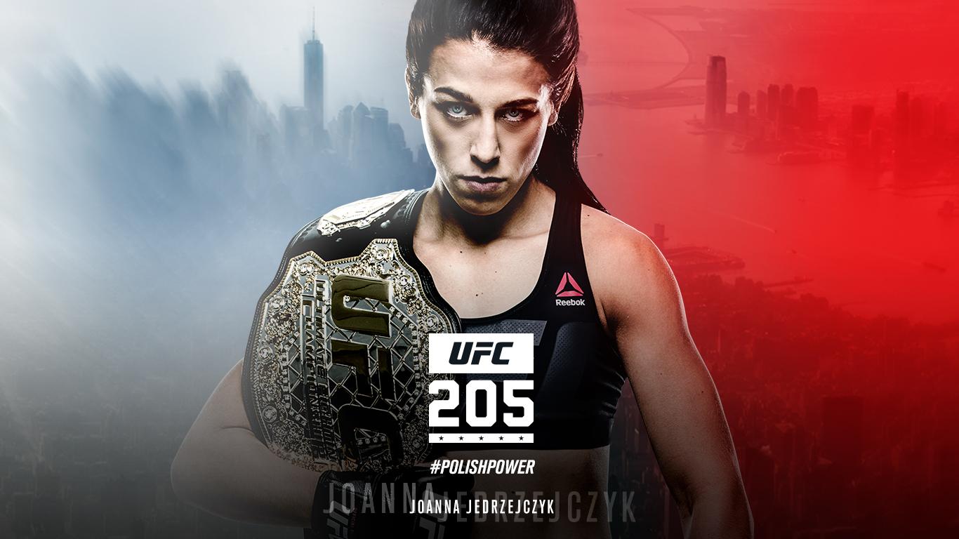 UFC 205 Polish Power Wallpaper Downloads UFC   News 1366x768