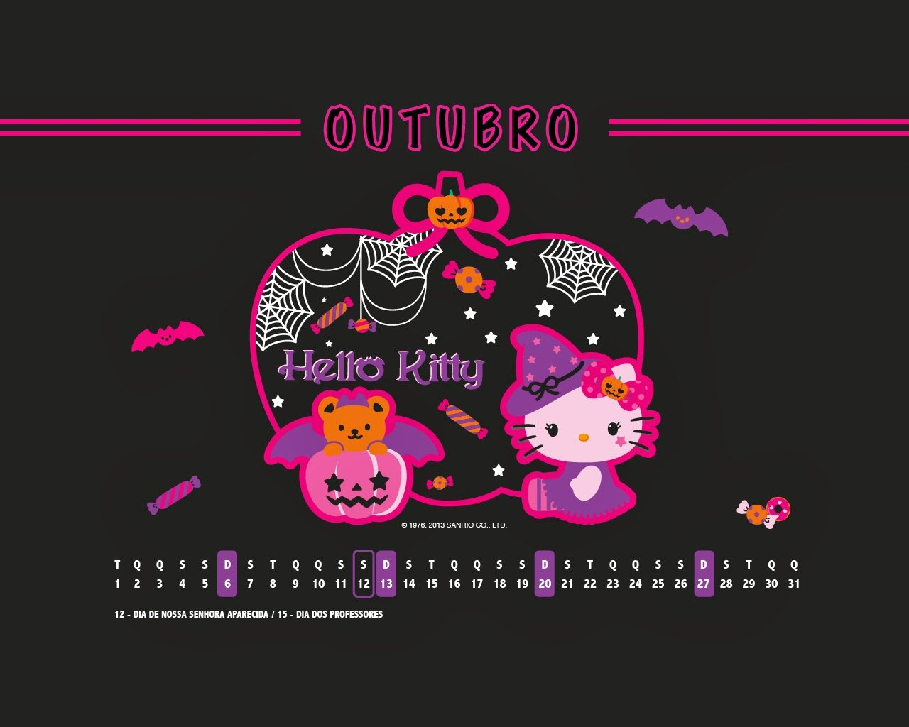 Most Inspiring Wallpaper Hello Kitty Halloween - MzlENH  Graphic_96710.jpg