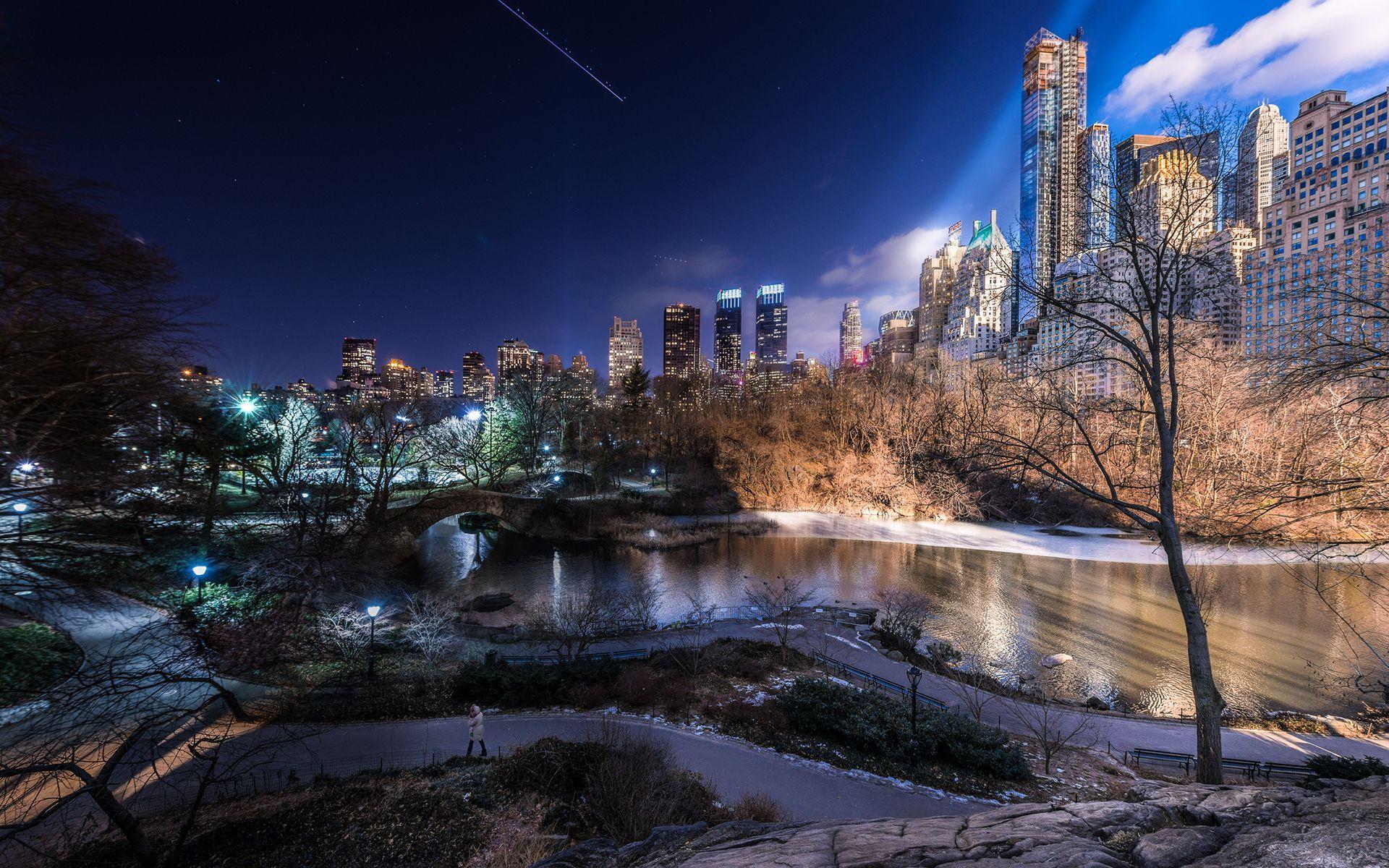 Pics Photos   New York City Wallpaper Central Park United 1920x1200