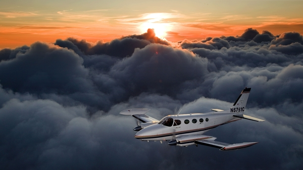 cessna aviation cessna 340 1920x1080 wallpaper Aviation Wallpaper 600x337