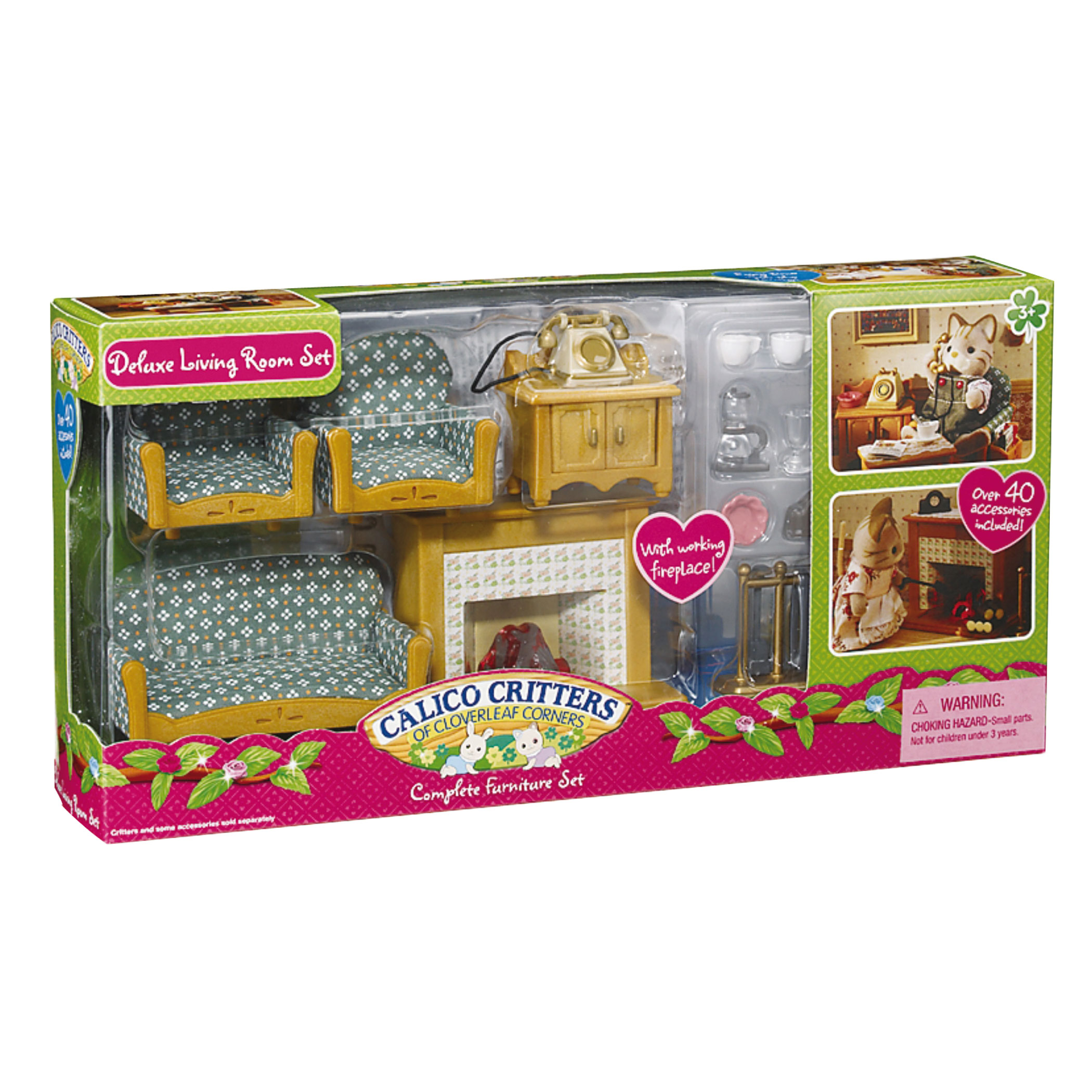 Calico Critters Deluxe Living Room Set   CC2263 2100x2100