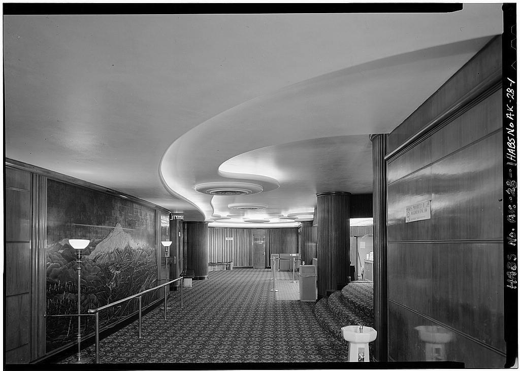 Lobby Fourth Avenue Theater Anchorage Alaska 1024x731