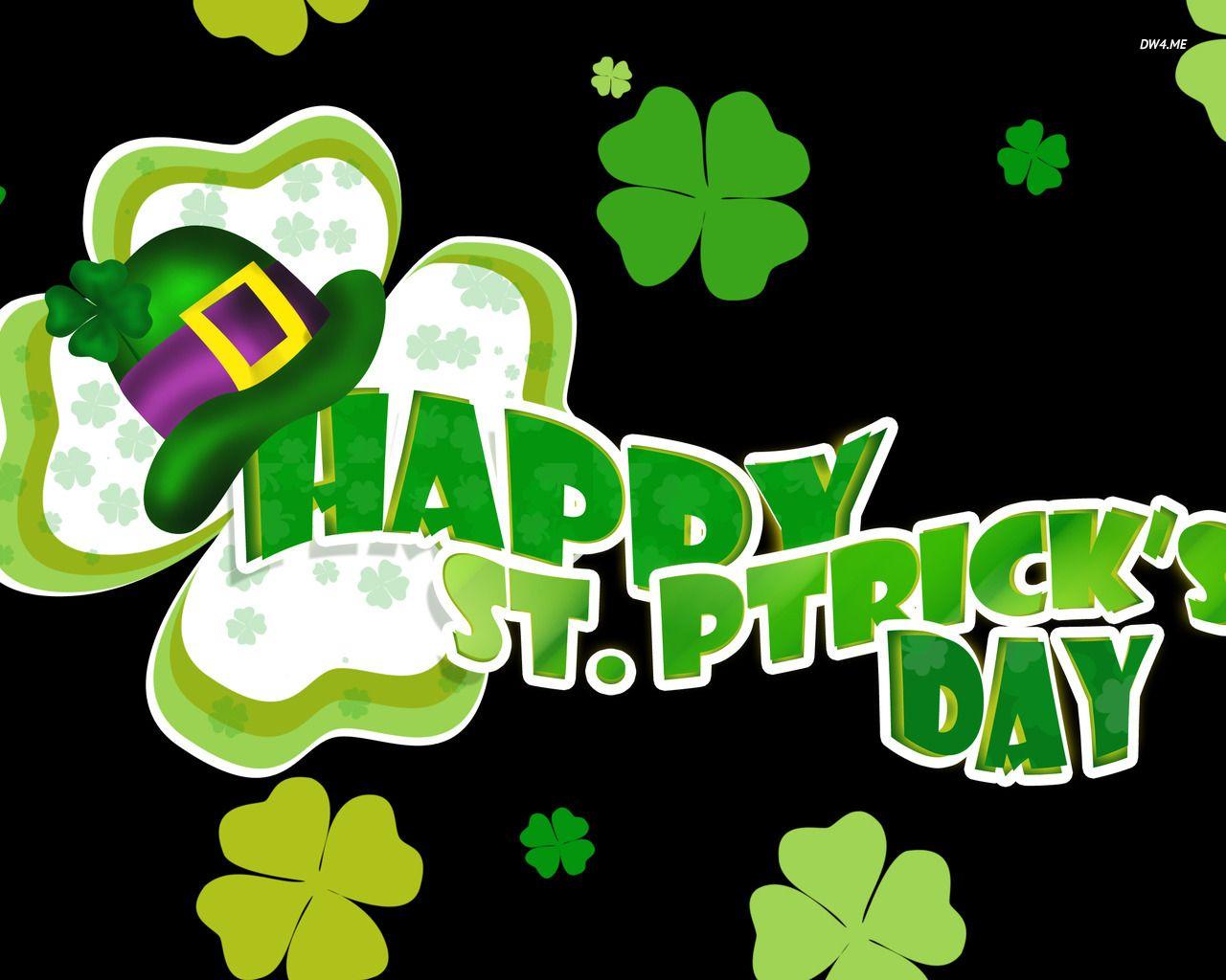 ST PATRICKS BACKGROUNDS Happy St Patricks Day wallpaper 1280x1024