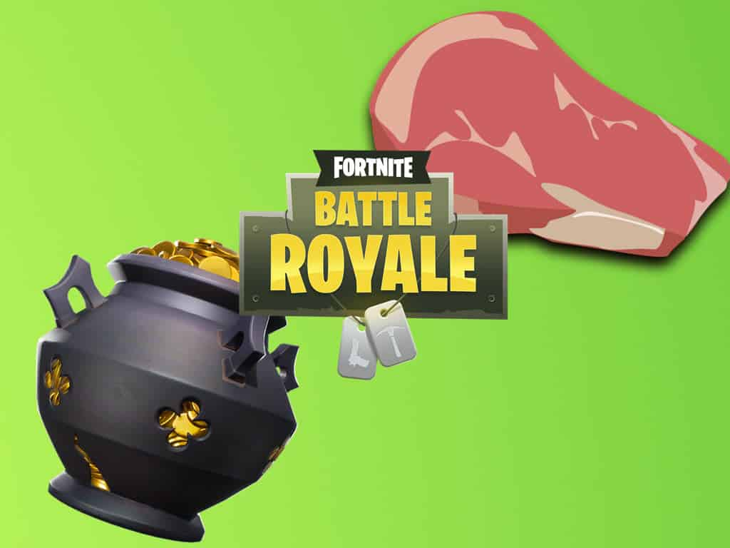 Why You Need To Get Fortnite Lucky Coins St Patricks Items   Game 1024x768