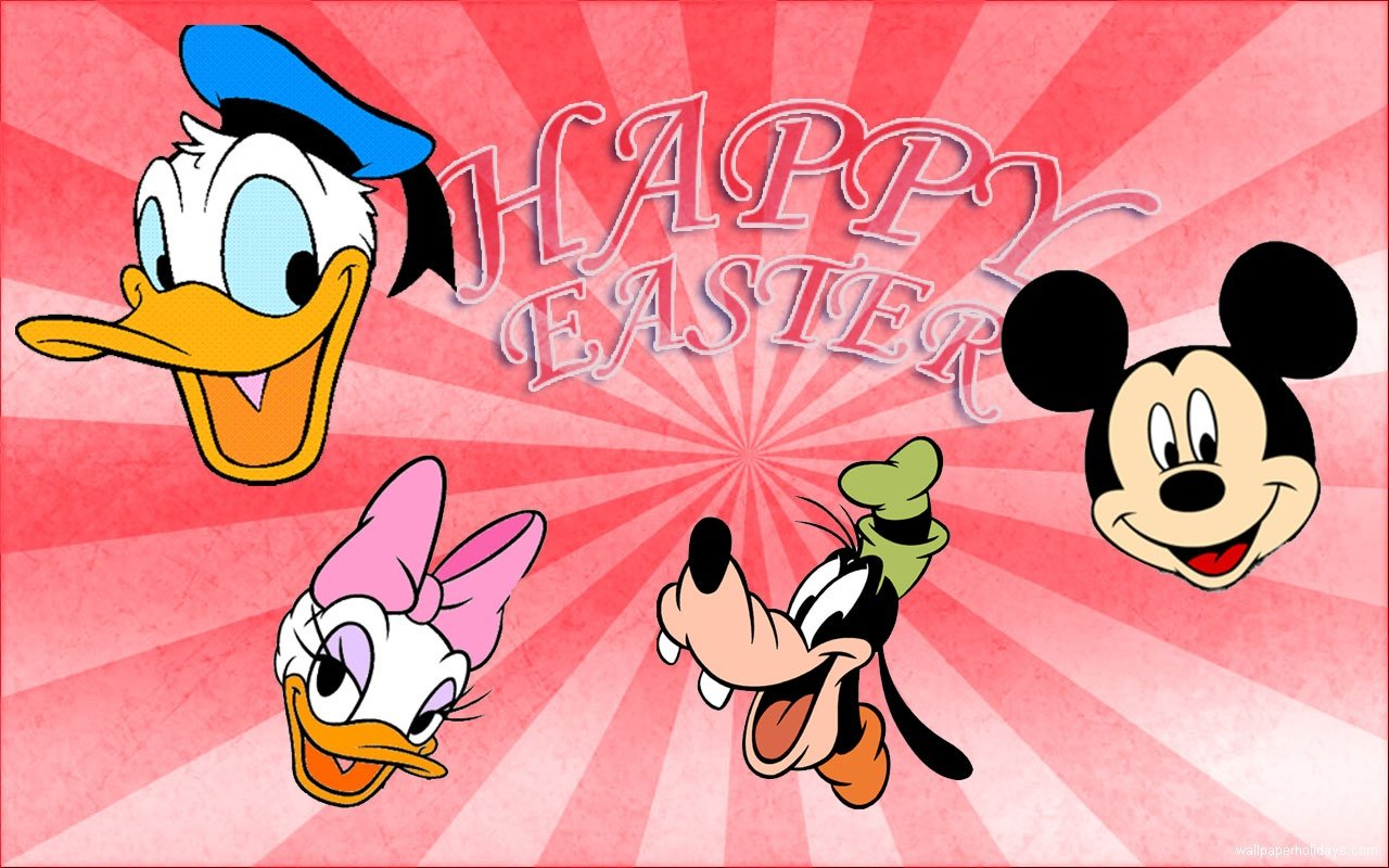 Free Download Easter Disney Wallpapers For Decorate Your