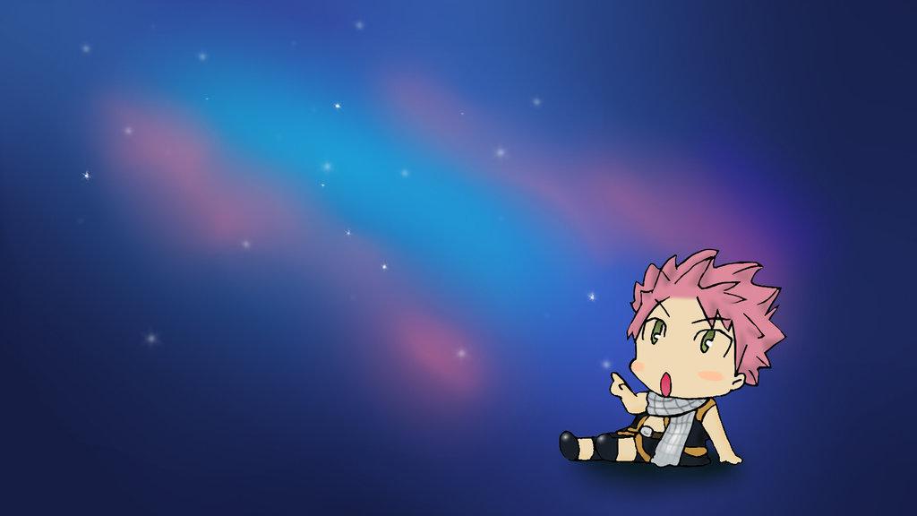 Natsu FAIRY TAIL Chibi by Nayshou 1024x576