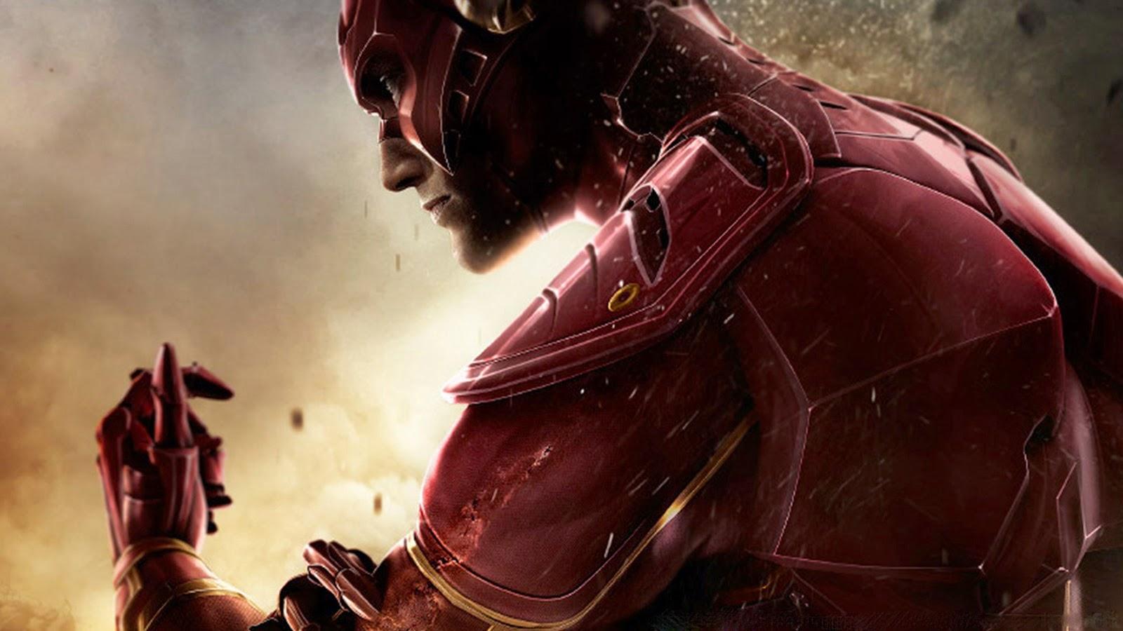 The Flash Wallpaper 1080p