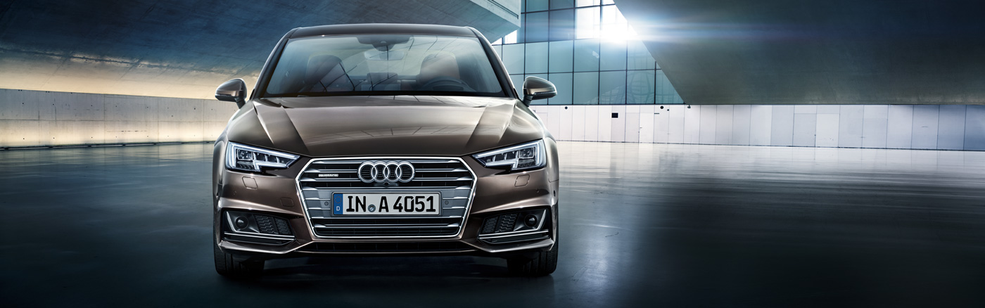 2017 Audi A4 Wallpaper - WallpaperSafari