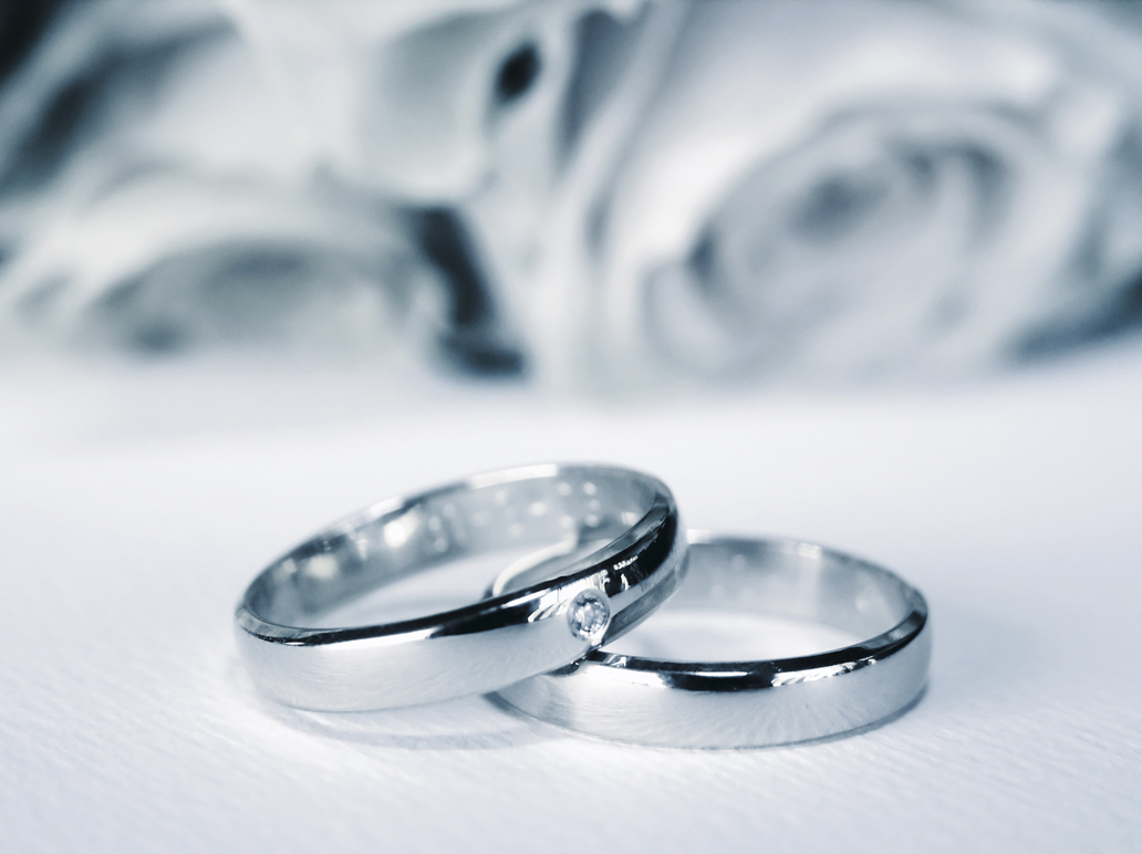 wedding rings free ppt backgrounds for your powerpoint templates - Free Wedding Rings