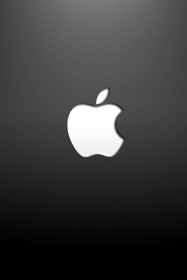 Apple Logo 7 Iphone 4 Wallpaper 640x960 pixels iPhone 4S Wallpapers 640x960