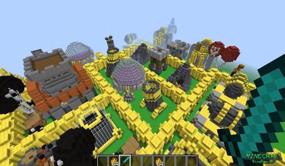 скачать wallpaper mod для minecraft 1.7 10
