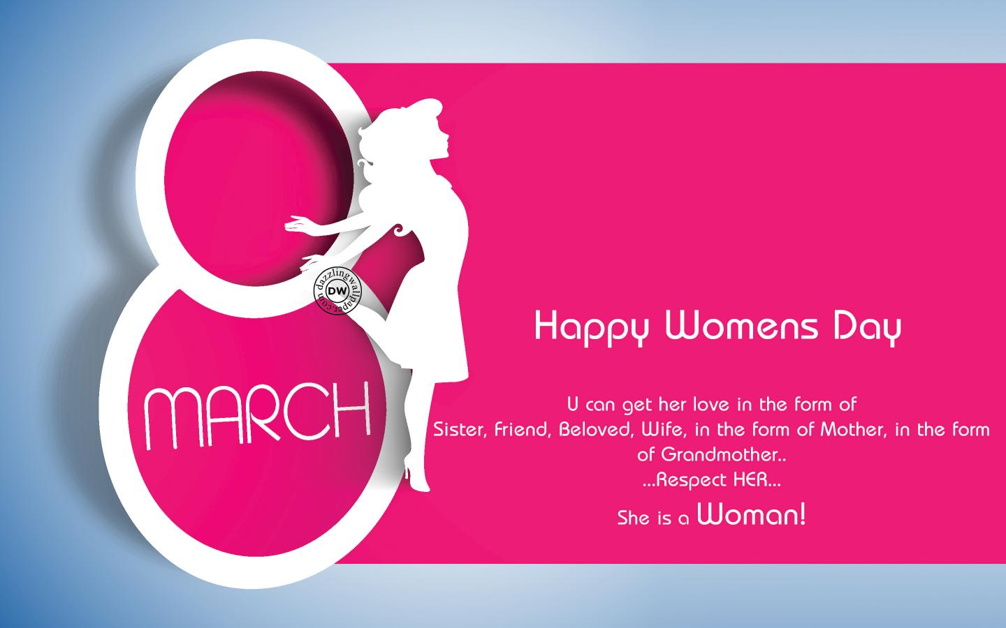 International Womans Day Wallpaper 2   2880 X 1800 stmednet 1440x900