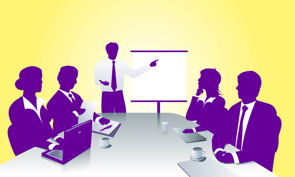 Free Download Business Meeting 1024x615 For Your Desktop