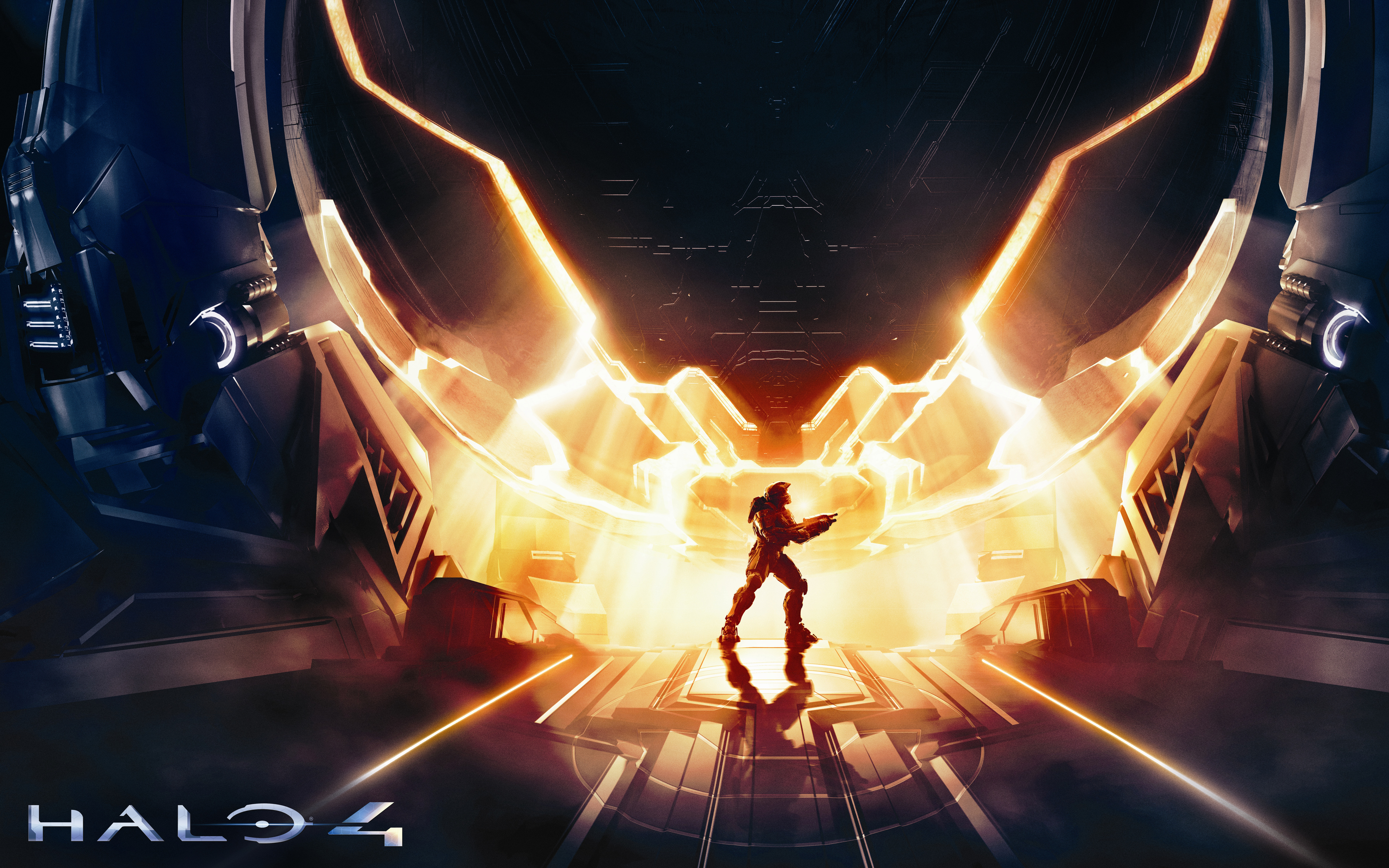 Halo 4 Xbox 360 Game Wallpapers HD Wallpapers 4500x2813