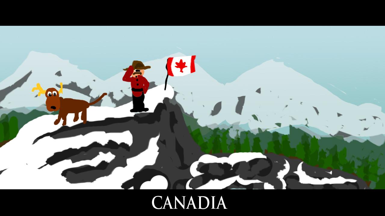 south park canada canadian flag desktop 1280x720 hd wallpaper 920534 1280x720