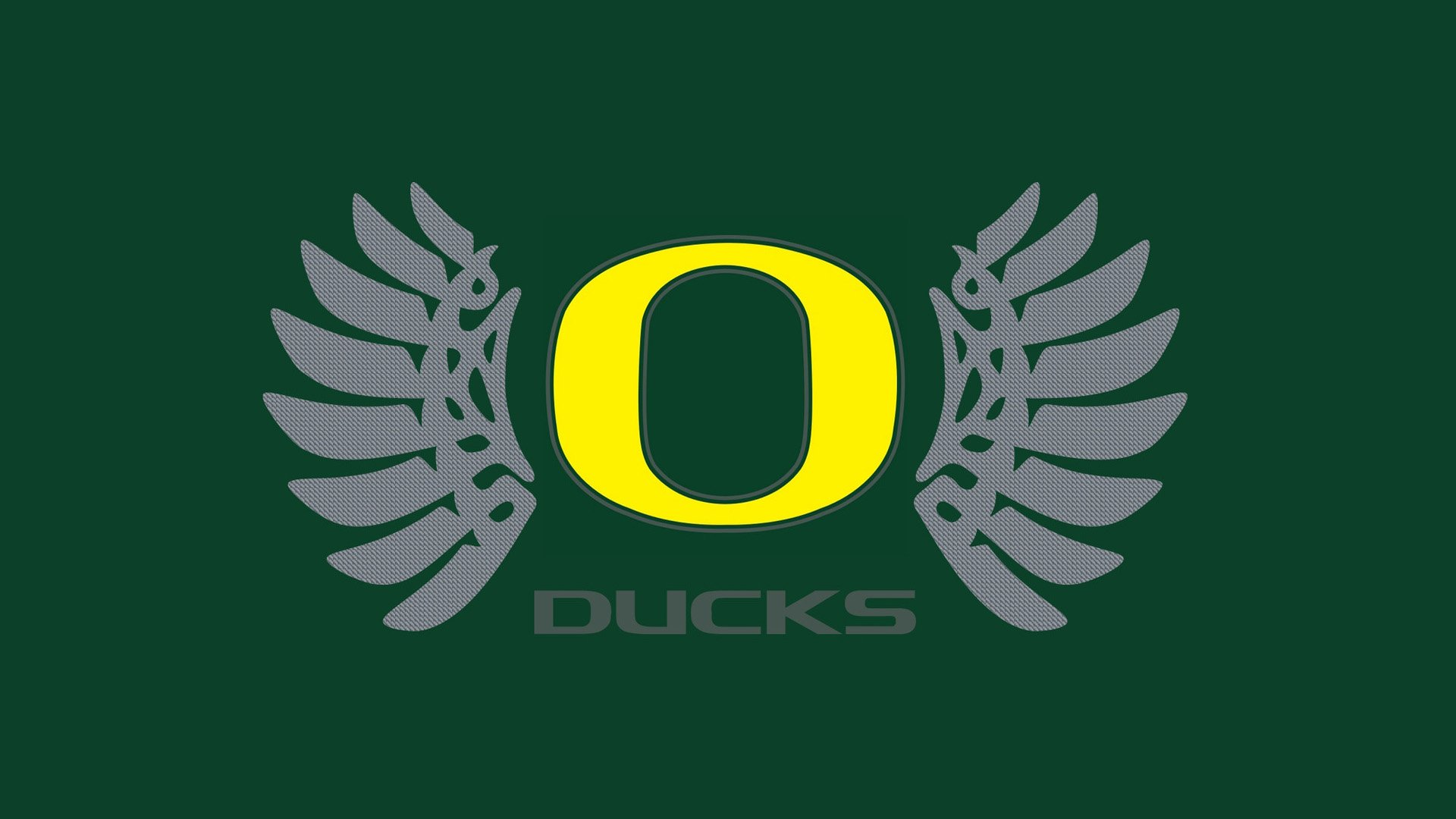 Download the following Oregon Ducks Logo Wallpaper Background 8294 by 1920x1080