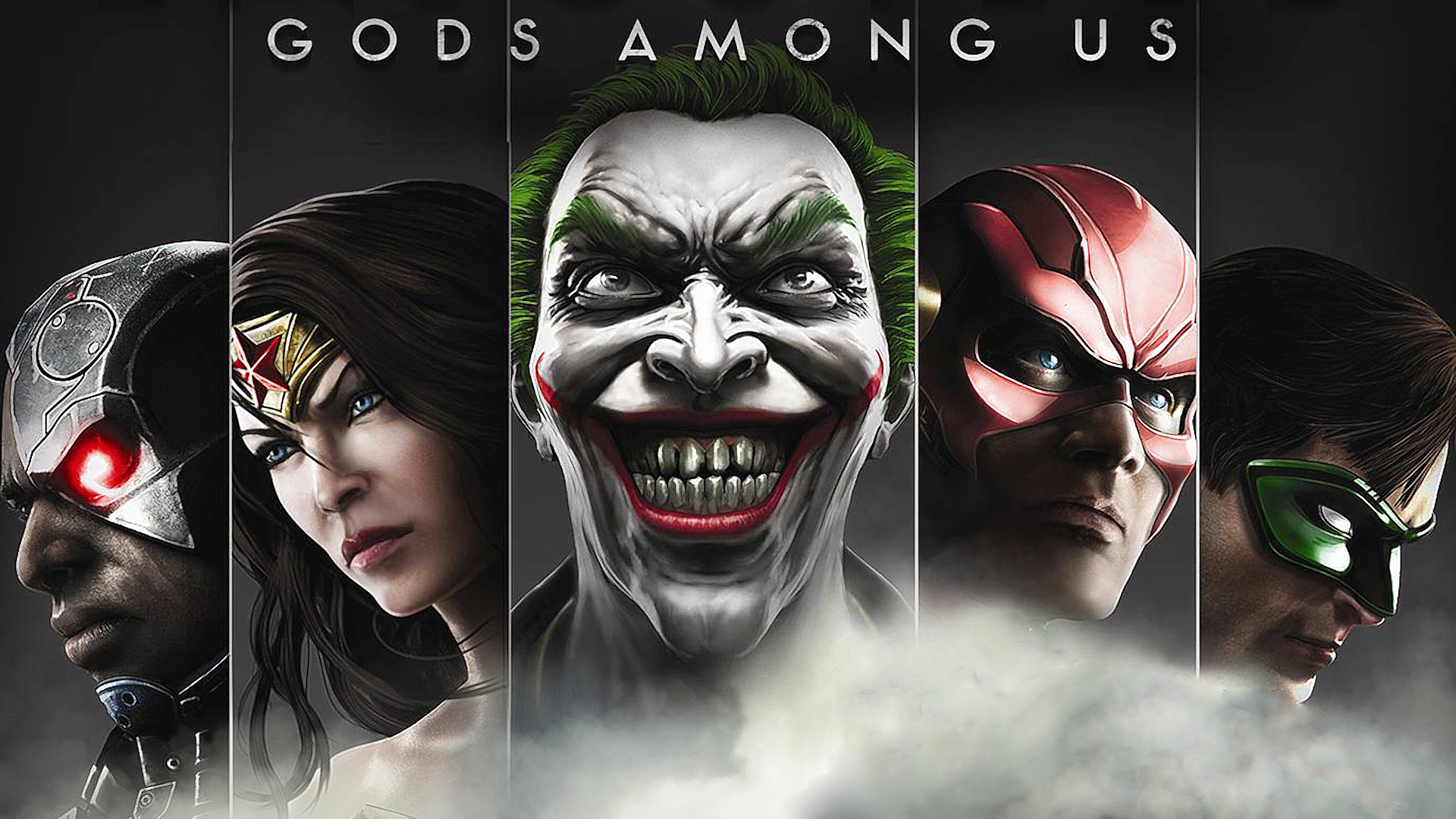 Injustice Gods Among Us   Ultimate Edition not just people but gods 1920x1080