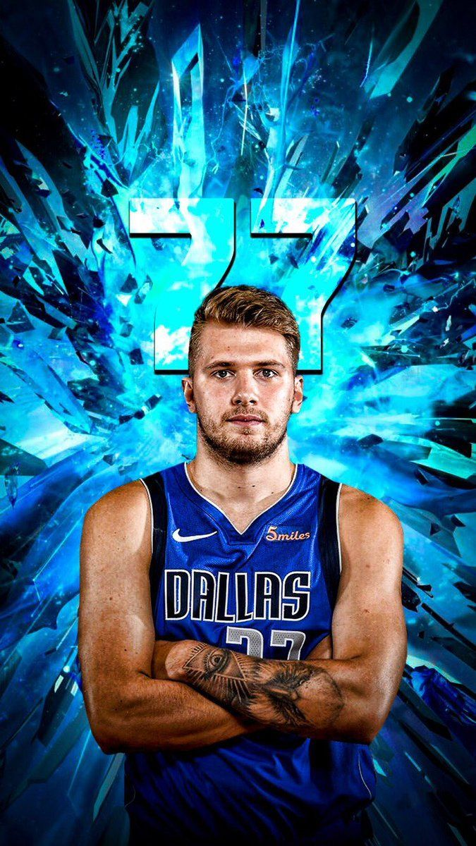 Luka Doncic Wallpapers   Top Luka Doncic Backgrounds 675x1200