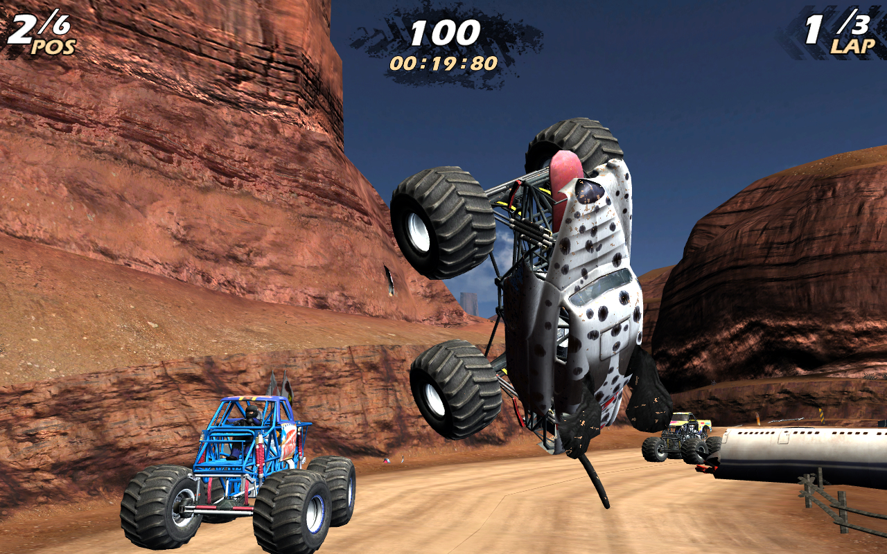 this monster jam wallpaper is available in 24 sizes 1280x800
