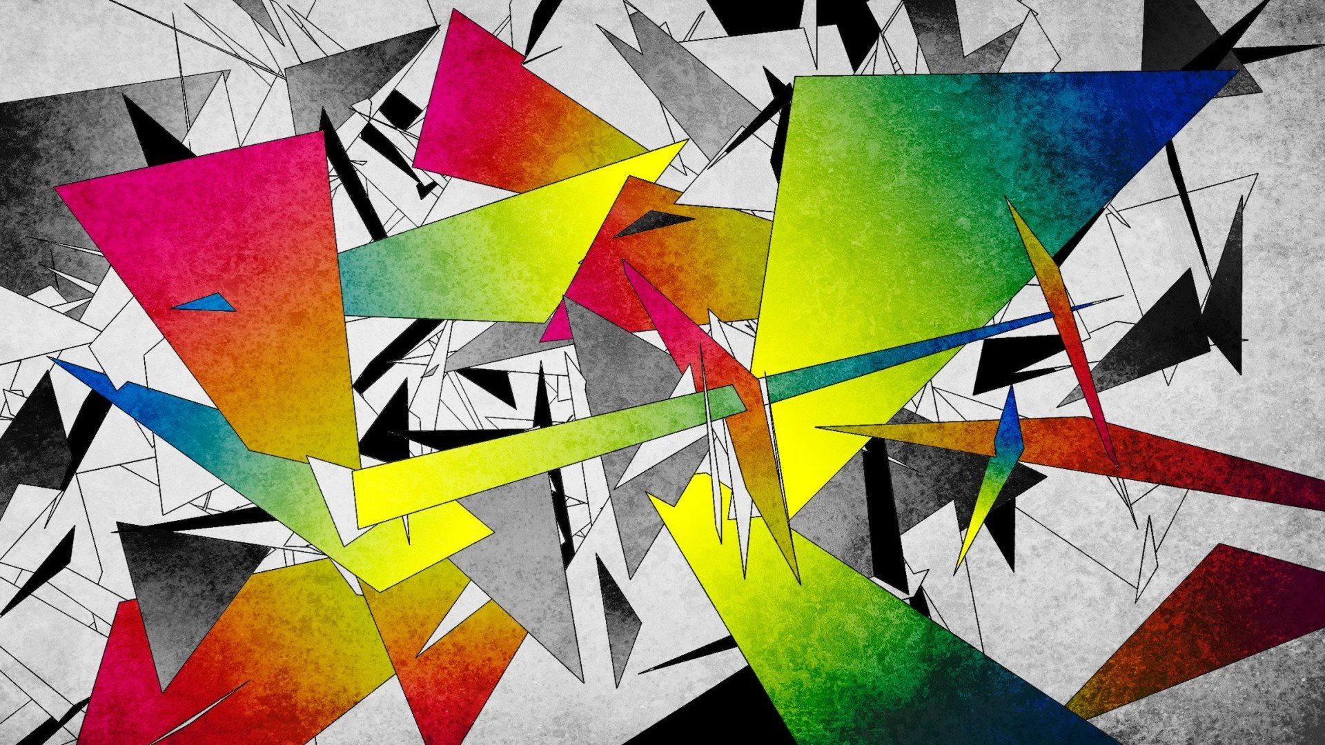 Awesome Colorful Abstract Backgrounds