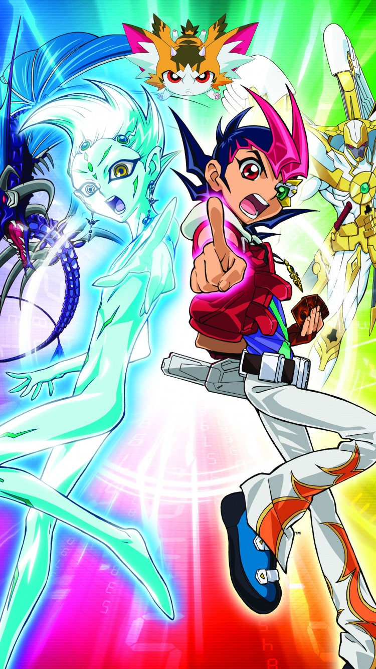 Yugioh Zexal Wallpapers 8 iPhone 6   Wallpaper   YugiohGamesnet 750x1334