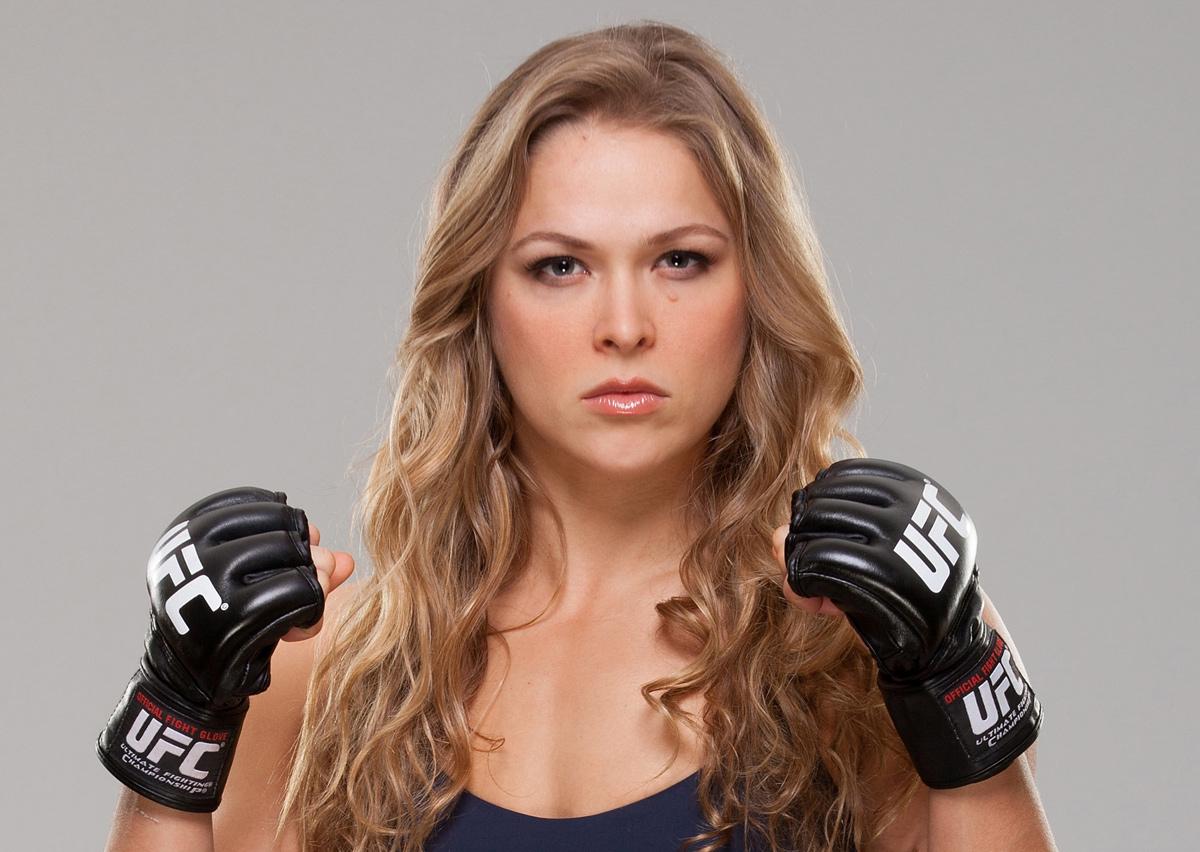 Dana White garante que Ronda Rousey vs Cris Cyborg teria o recorde de 1200x852