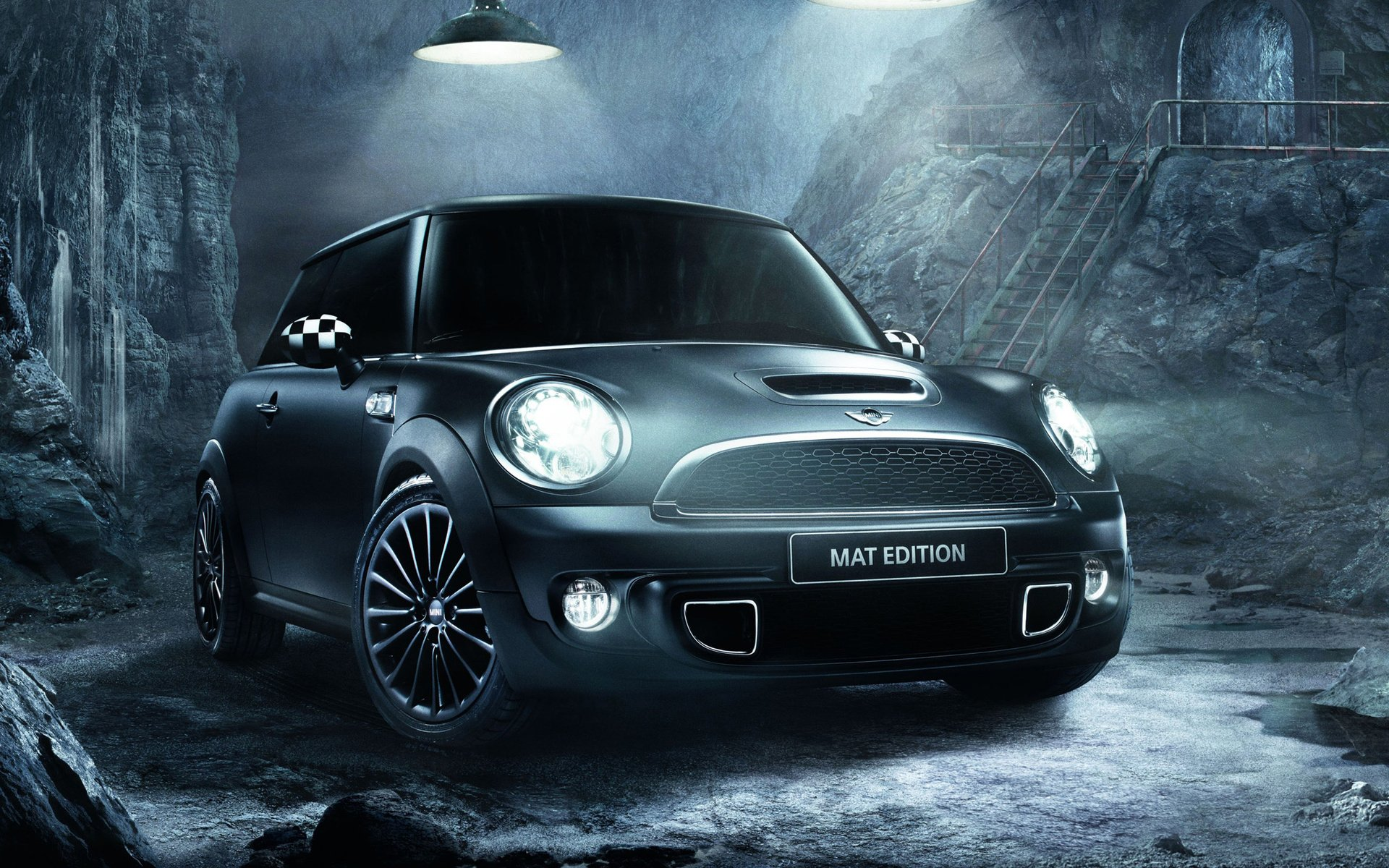 181 Mini Cooper HD Wallpapers Background Images 1920x1200