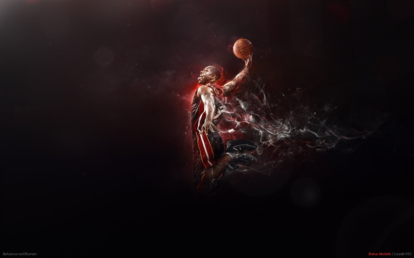Dwyane Wade Flash Wallpaper   Viewing Gallery 1440x900