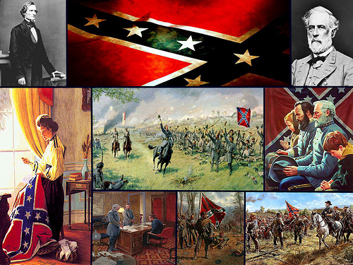 Confederate Desktop Wallpaper For the 150th Anniversary of 500x375