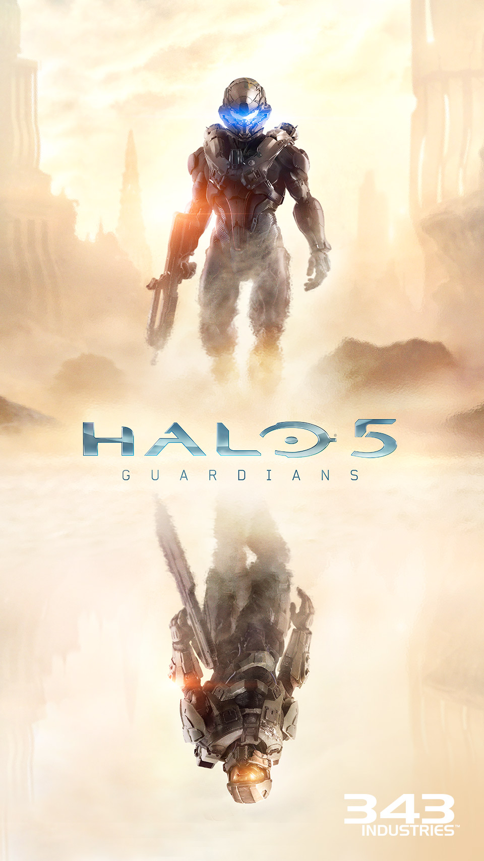 33 Halo 5 Guardians Phone Wallpaper On Wallpapersafari