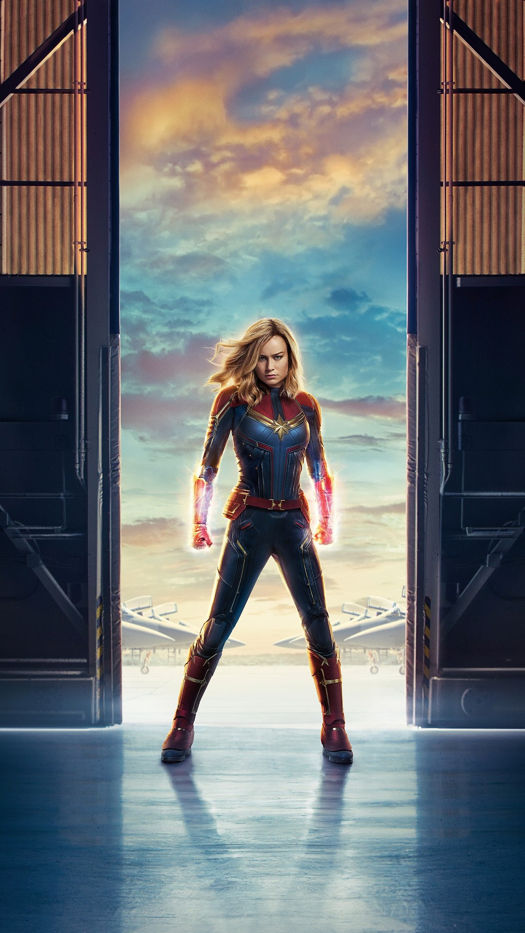 Captain Marvel Phone Wallpaper 2020 Cute Wallpapers 1080x1920