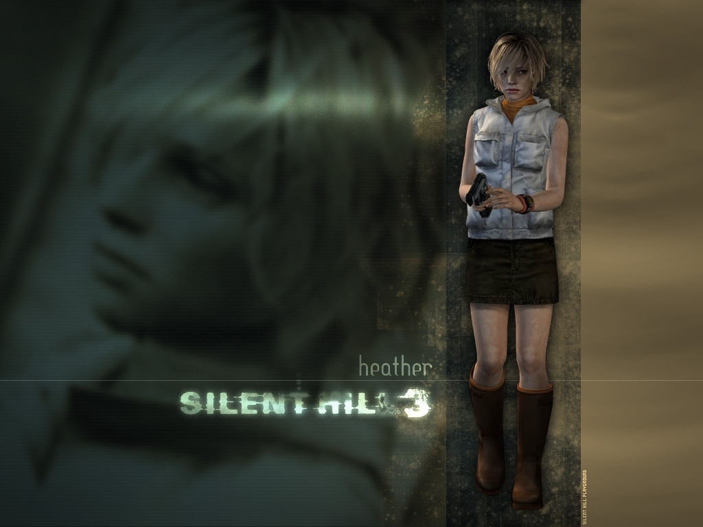 Silent Hill 3 images SH3 wallpaper wallpaper photos 14849702 1024x768